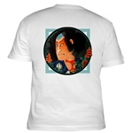ukiyo-e warrior japanese t shirt